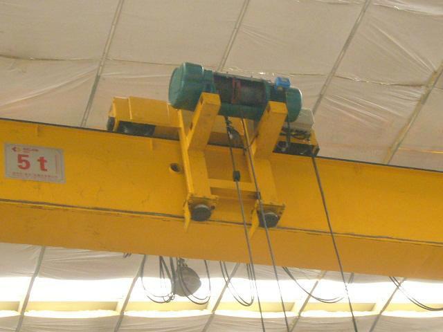 LDP電動單梁起重機