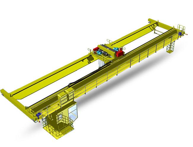 QD雙梁橋式起重機